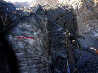 начало ледника Беседина