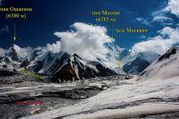 Вид на лед. Родионова и лед. Москвич с лед. Сугран